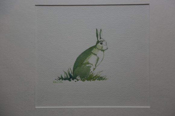 Green Hare.